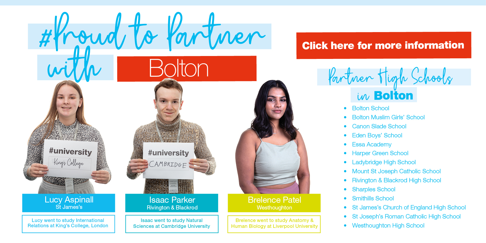 Proud to Partner with Bolton... Click HERE for more information Thumbnail