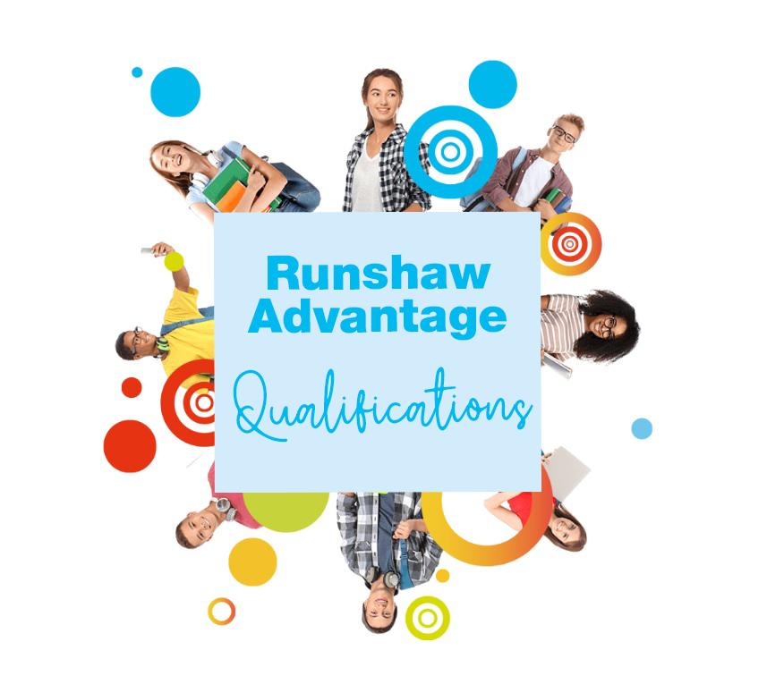 Runshaw Advantage Qualifications Logo